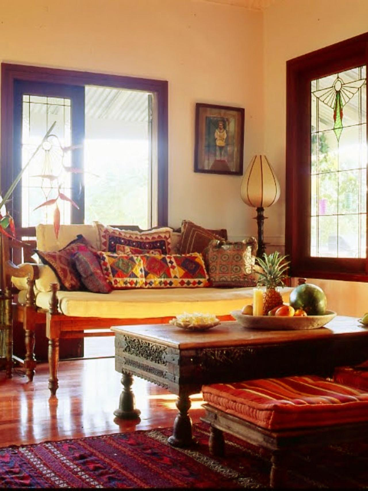 Living Room Design Styles Part - 37: Indian House Interior Designs Home Design
