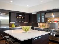 Modern Kitchen Backsplashes: Pictures & Ideas From HGTV