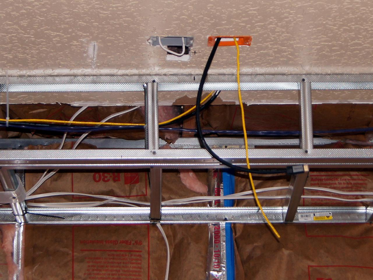 Wiring Basement For Speakers