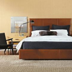 Room And Board Leather Sofa Bed Black Tufted Headboards That Make The Bedroom Decorating Ideas