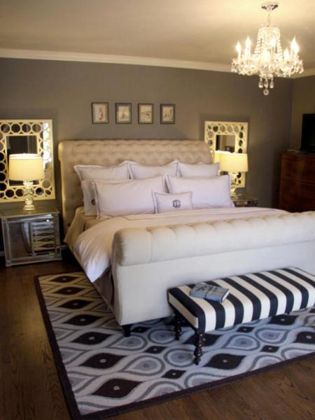 modern romantic bedroom ideas Stylish, Sexy Bedrooms | HGTV