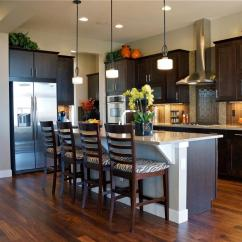 Kitchen Island Breakfast Bar One Handle Faucet Pictures And Ideas From Hgtv