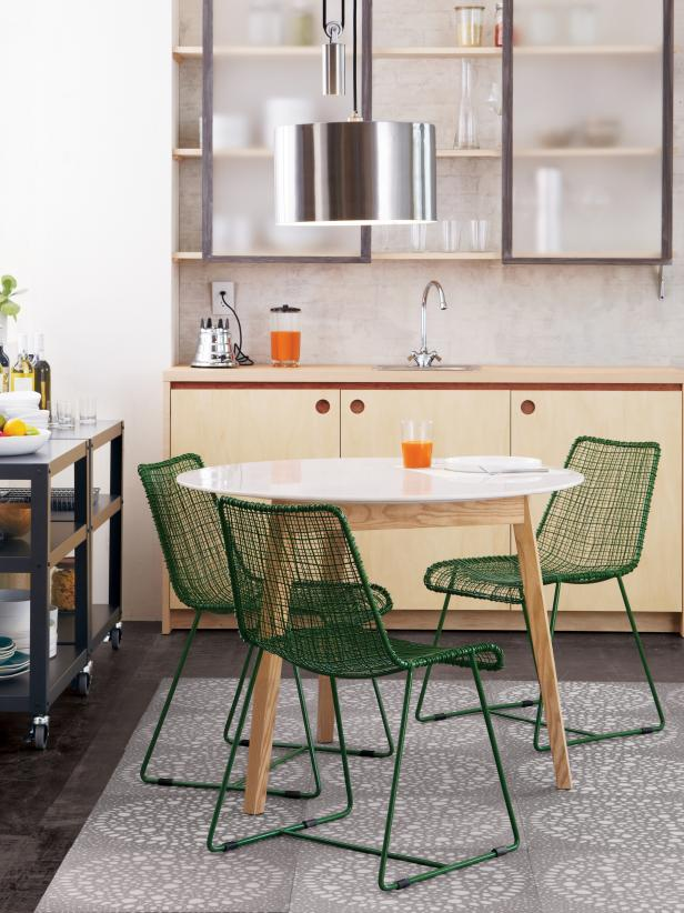 Painted Kitchen Chairs Pictures Ideas & Tips From HGTV HGTV