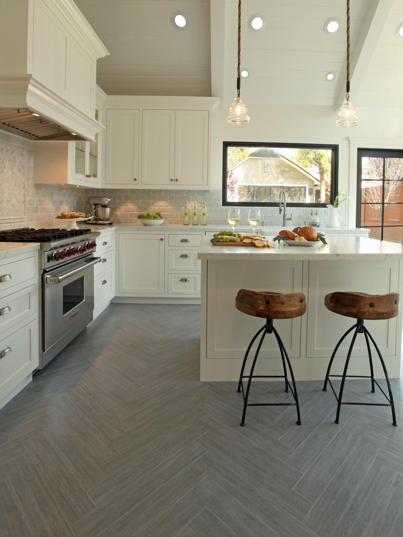 kitchen flooring tiles small cabinets ideas interior design styles and color