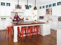 Aluminum Kitchen Chairs: Pictures, Ideas & Tips From HGTV
