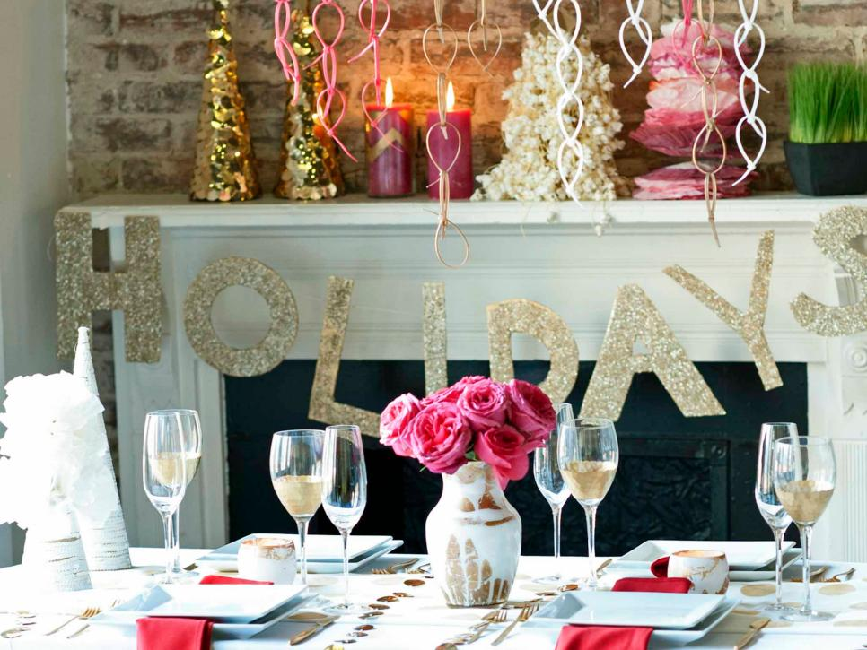 25 Indoor Christmas Decorating Ideas