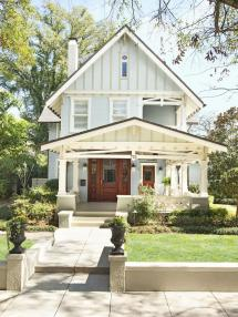 Curb Appeal for Bungalow Style House