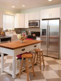 Small Kitchen Island Ideas: Pictures & Tips From HGTV | HGTV