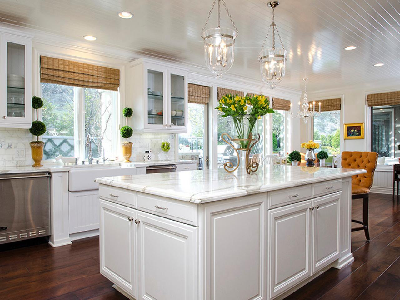 Kitchen Window Treatments Ideas: HGTV Pictures & Tips