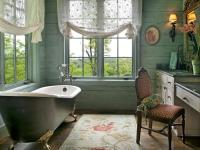 Bathroom Window Treatments for Privacy | HGTV