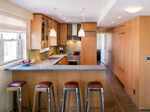 urban design house kitchen Small Kitchen Options: Smart Storage and Design Ideas | HGTV