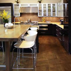 Kitchen Backsplash Rolls Tile Ideas Islands With Seating: Pictures & From Hgtv ...