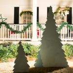 How To Make A Backlit Wooden Christmas Tree Hgtv