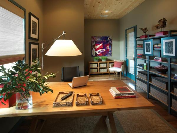 Feng Shui Home Office Colors