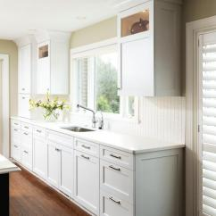 Hardware For White Kitchen Cabinets Affordable Kitchens And Baths Maximum Home Value Projects Hgtv Cottage With Wood Floors