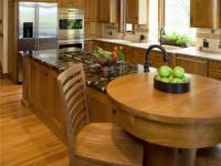 Kitchen Island Breakfast Bar: Pictures & Ideas From HGTV ...