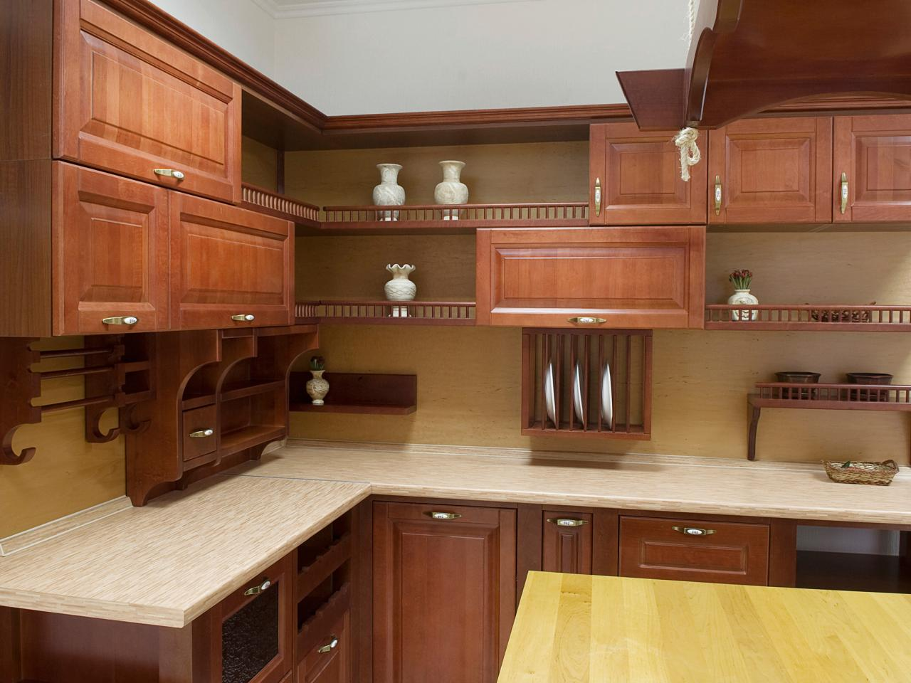 Open Kitchen Cabinets Pictures Ideas & Tips From HGTV HGTV