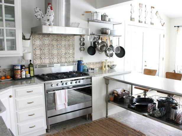 Stainless Steel Kitchen Islands Pictures & Ideas From HGTV HGTV