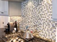 Mosaic Backsplashes: Pictures, Ideas & Tips From HGTV | HGTV