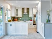 Backsplashes for Small Kitchens: Pictures & Ideas From