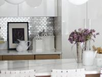 Stainless Steel Backsplash Tiles: Pictures & Ideas From ...