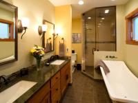 Arts & Crafts Bathrooms: Pictures, Ideas & Tips From HGTV