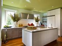 Painting Kitchen Ceilings: Pictures, Ideas & Tips From ...