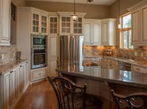 Traditional Style Tuscan Kitchen Makeover | Chantal Devane ...