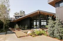 Mid Century Modern Ranch House Exterior