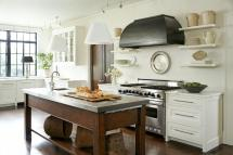 White Country Kitchen Designs