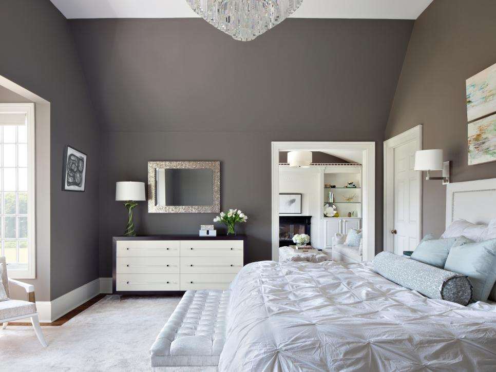 dreamy bedroom color palettes | hgtv