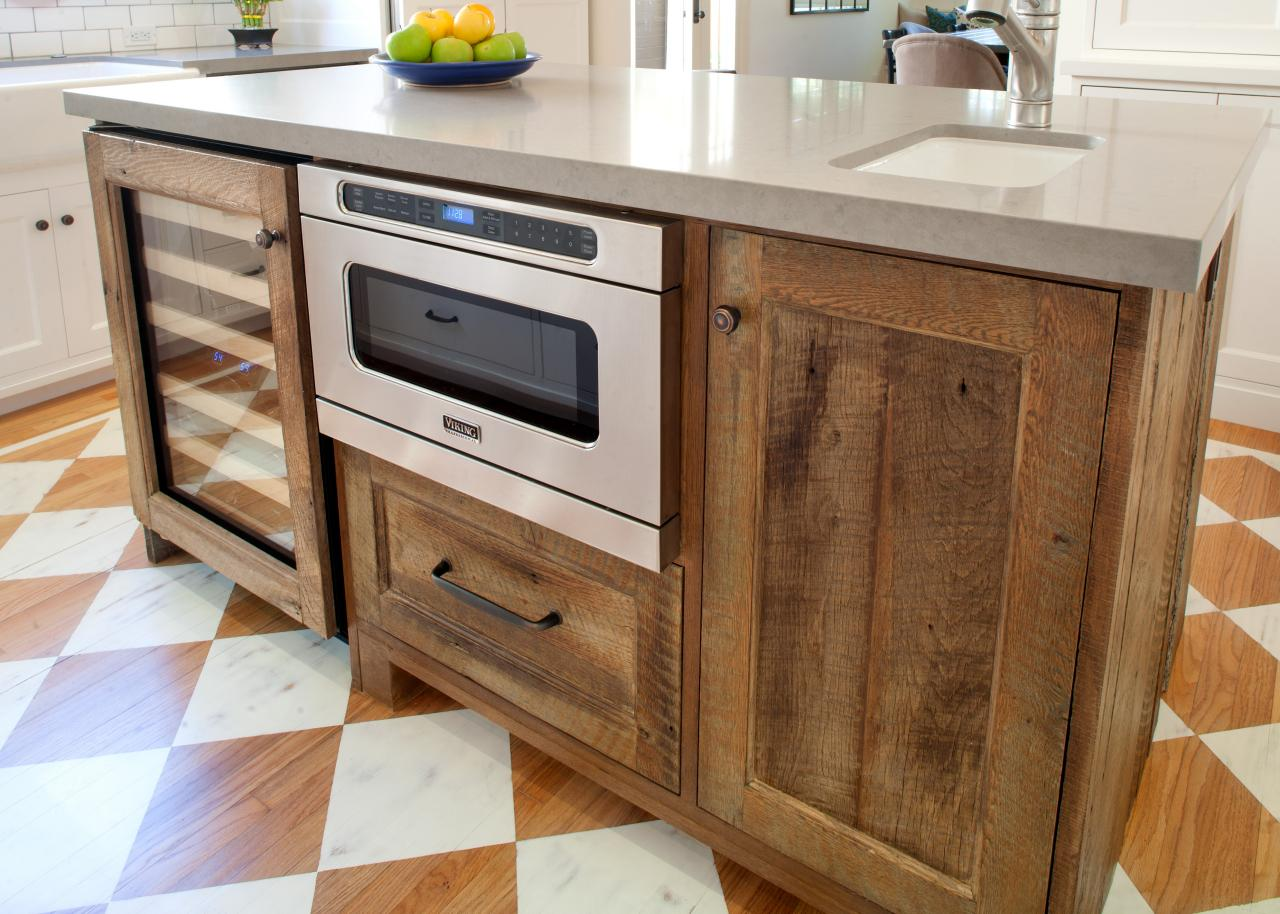 kitchen island with oven maid photo page hgtv