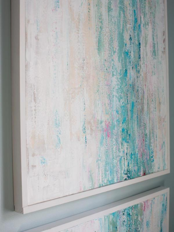 DIY Abstract Painting Ideas
