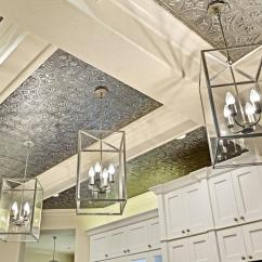 Kitchen Ceiling Tiles Floating Shelves Great Ideas For Upgrading Your Hgtv 39s Decorating