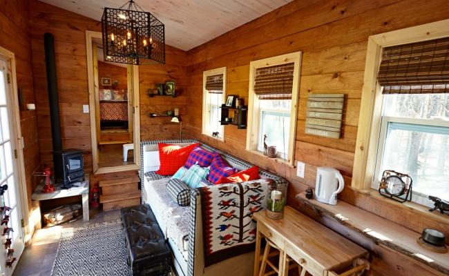 Tiny House Big Living These Itsy Bitsy Homes Are Feature