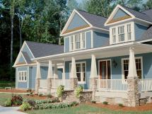 Curb Appeal Tips Craftsman-style Homes
