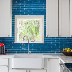 Retro Kitchen Tile Backsplash Best Islands 9 Kitchens With Show Stopping Hgtv 39s