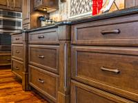 How to Clean Wood Cabinets | DIY