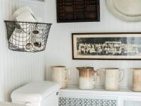 Easily Boost Bathroom Storage With Wall-Mounted Baskets | HGTV