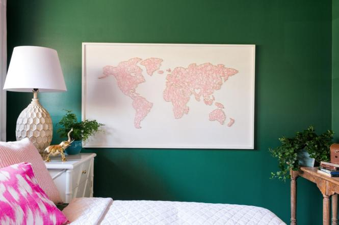 Wooden World Map Art 25 And Globe Projects