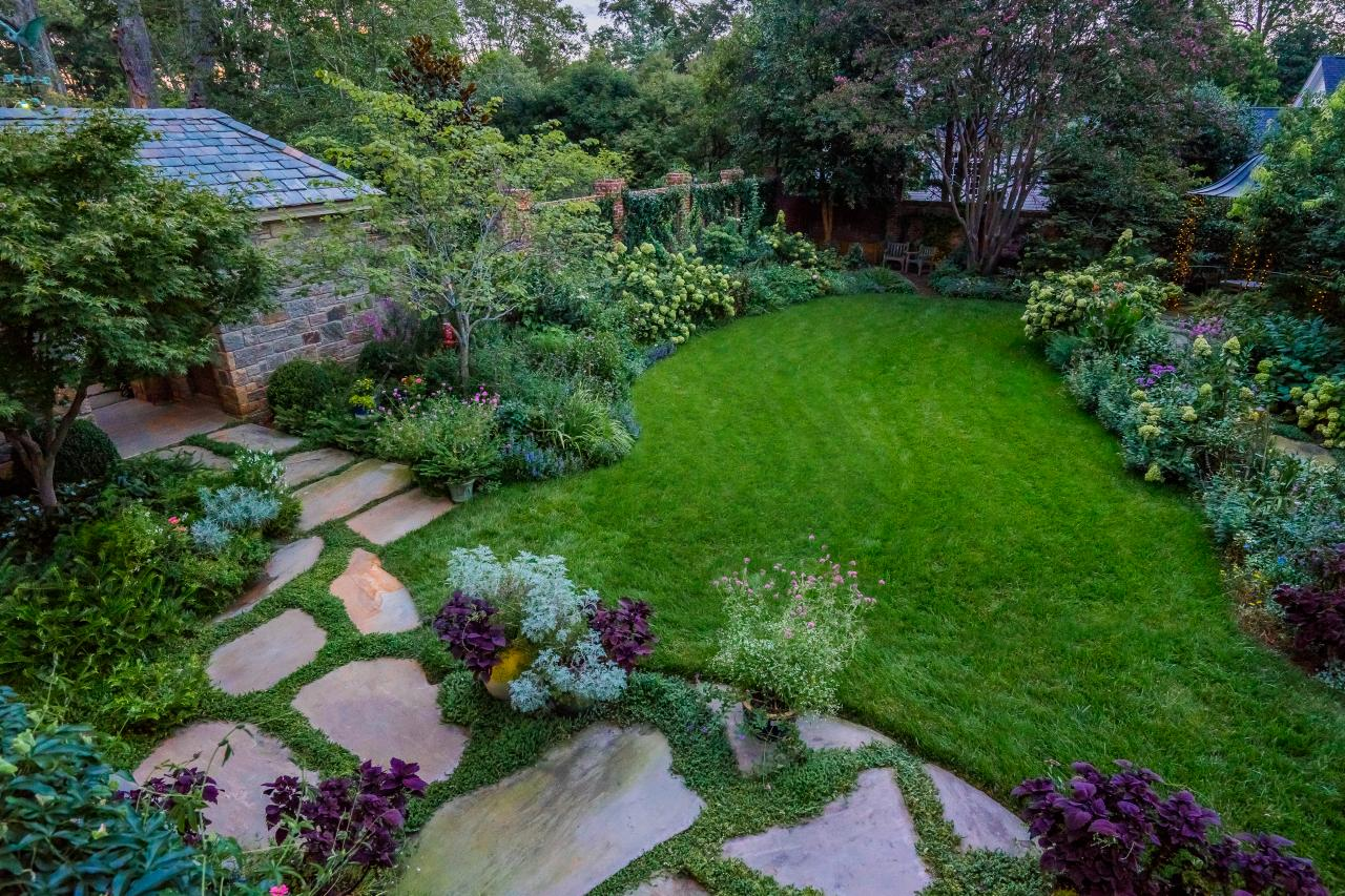 Simple Front Garden Ideas
