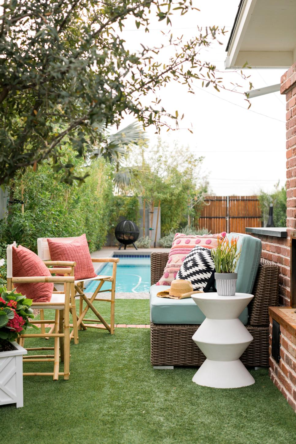 How to Breathe New Life Into Your Outdoor Living Room  HGTV