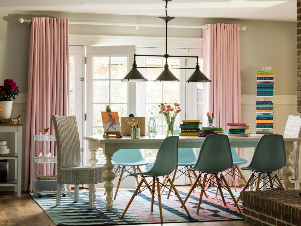 Turn Your Dining Room Into a FamilyFriendly Multipurpose
