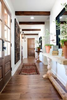 Entryway and Joanna Gaines Fixer Upper Chip