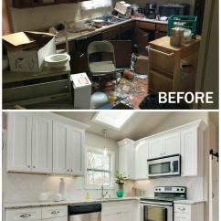 Green Kitchen Chairs Contemporary Backsplash Designs The Best Flip Or Flop Before And After Makeovers | Hgtv's ...