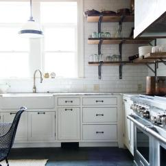 Hardware For White Kitchen Cabinets Table With Bench And Chairs 9 Gorgeous Cabinet Ideas Hgtv Repurposed Give Remodeled A Custom Rustic Look