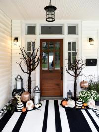 65+ DIY Halloween Decorations & Decorating Ideas