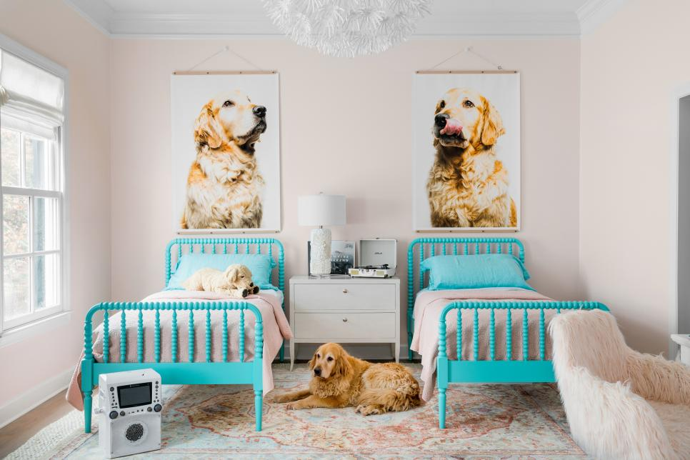 20 Ideas For Kids Bedroom Themes Hgtv