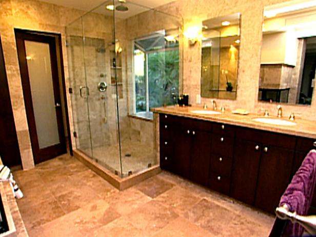 Beautiful Bathroom Video  HGTV