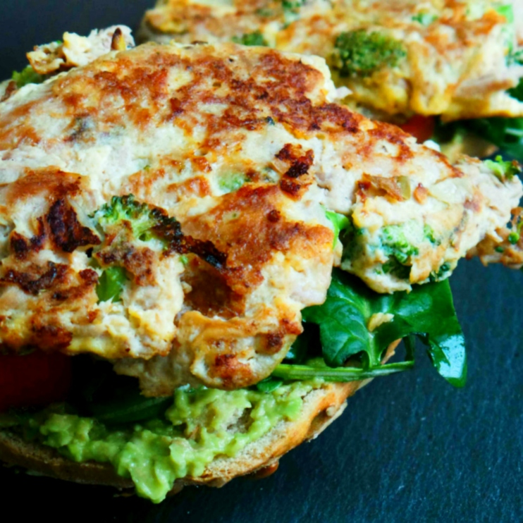 Healthy Tuna Frittata Recipe